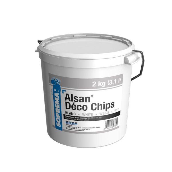 ALSAN CHIPS | Chips zur optischen Aufwertung von PMMA-Oberflächen