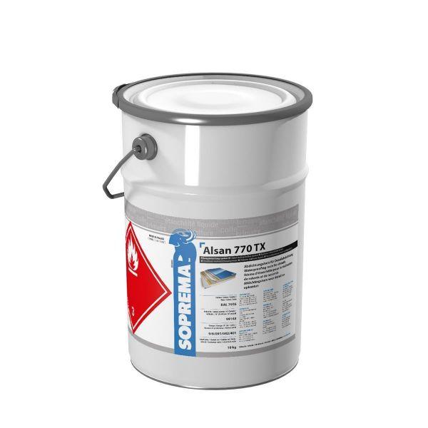 ALSAN 770 TX | PMMA Flüssigkunststoff für Aufkantungen | 10 kg / Gebinde inkl. Katalysator