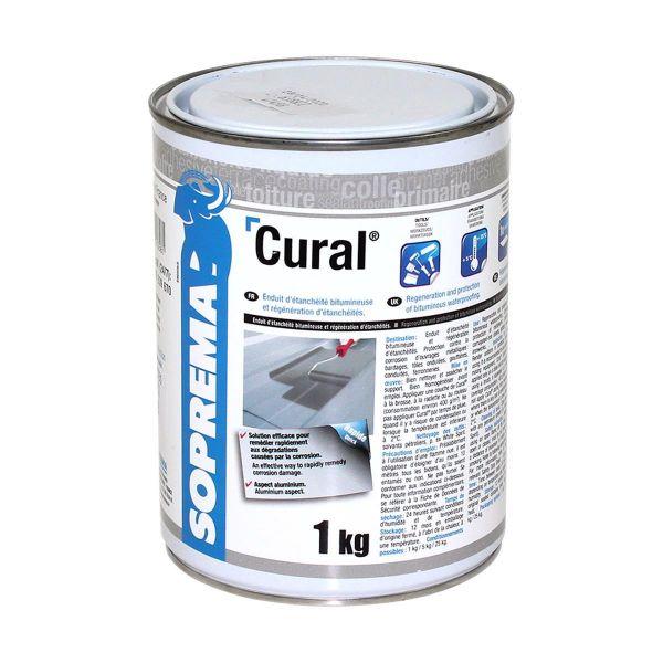ALSAN CURAL | Alufarbig | lösemittelhaltige Beschichtung für Metallelemente