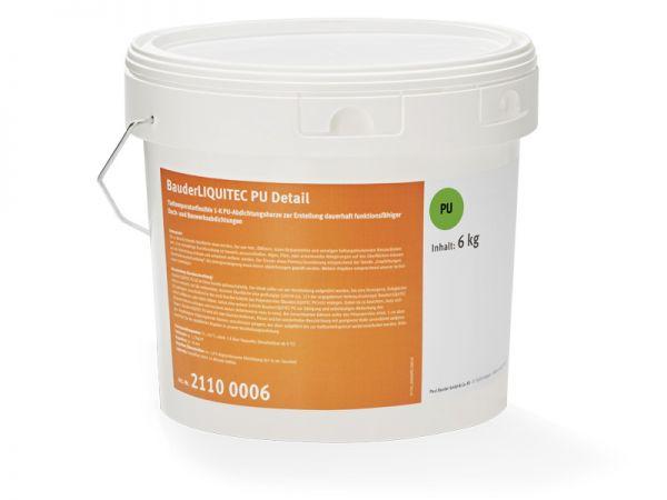 Bauder LIQUITEC PU | Abdichtungsharz | 6,0 kg/Gebinde
