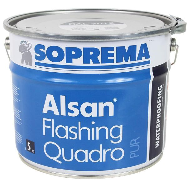 ALSAN FLASHING QUADRO | Abdichtungsharz | 5,0 kg/Gebinde