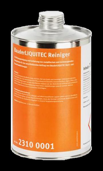 Bauder LIQUITEC Reiniger   Reiniger auf Ethylacetatbasis für LIQUITEC Produkte