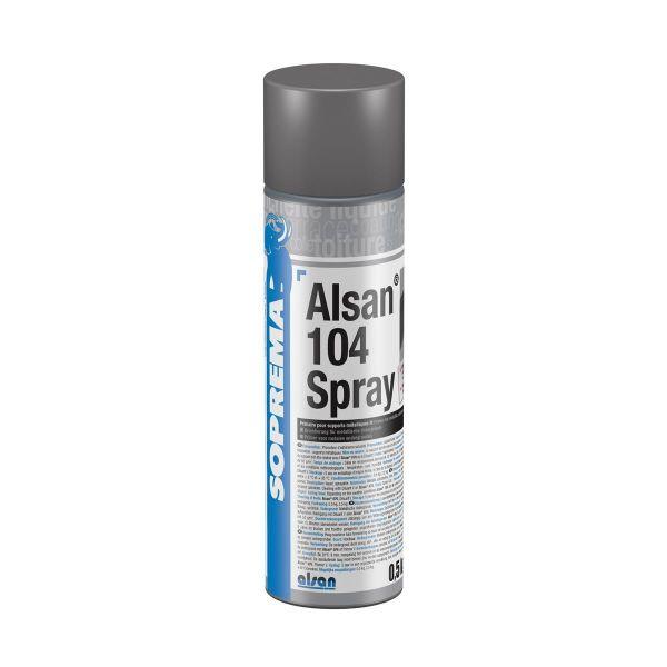 ALSAN 104   Metall Primer Spray   0,5 kg/Dose